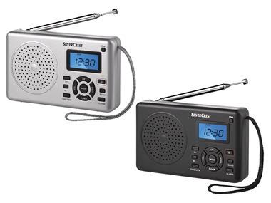 SILVERCREST® Rádio SWE 200 A2