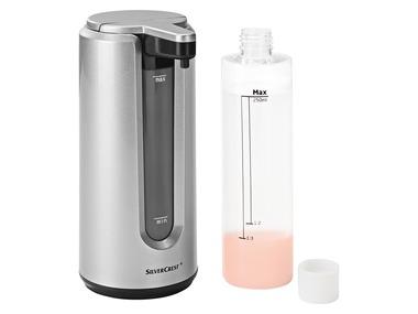 SILVERCREST® Senzorový dávkovač mýdla