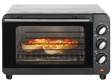 SILVERCREST® Trouba na grilování a pečení SGB 1200 A4