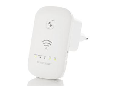 SILVERCREST® Wi-Fi extender Dual-Band HG03110