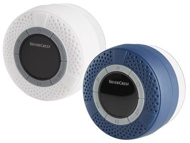 SILVERCREST® Bluetooth® reproduktor do koupelny