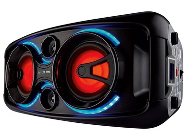 SILVERCREST® Bluetooth® reproduktor na párty