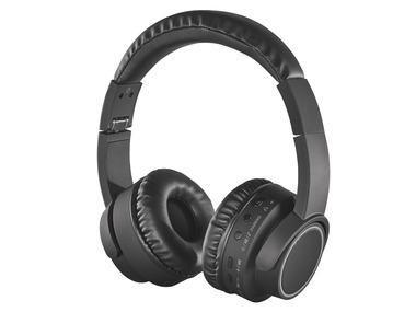 SILVERCREST® Bluetooth® sluchátka 2 v 1