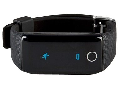 SILVERCREST® Fitness náramek s Bluetooth®  SAS 82