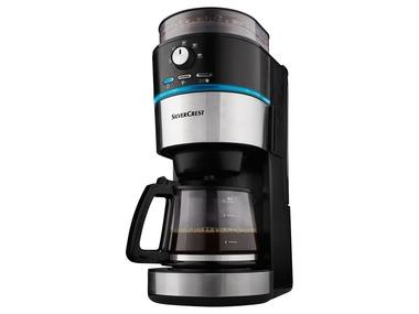 SILVERCREST® Kávovar s mlýnkem SKML 1000 A1