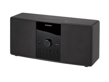 SILVERCREST® Kompaktní stereofonní zařízení s Bluetooth®