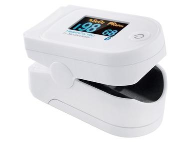 SILVERCREST® Pulzní oxymetr s Bluetooth® SPO 55