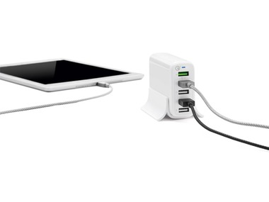 SILVERCREST® USB Quick Charge 3.0 nabíječka