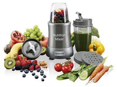 SILVERCREST® Smoothie Nutrition mixér 7 v 1