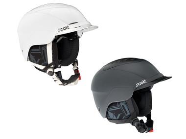 Scott Lyžařská helma Roam Solid 17/18