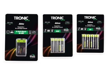 TRONIC® Nabíjecí baterie