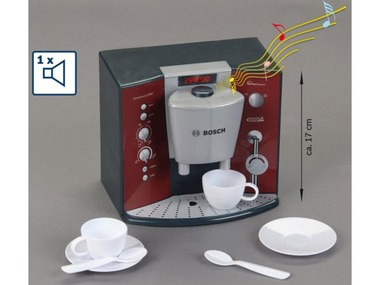 TheoKlein Bosch Dětský kávovar se zvukovými efekty