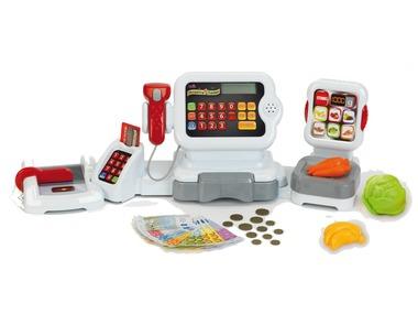 TheoKlein Dětská elektronická pokladna s váhou