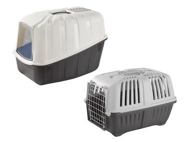 ZOOFARI® Přepravní box / Kočičí toaleta