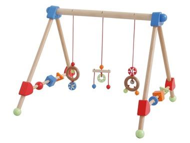 roba Dětská dřevěná hrazdička