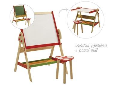 roba Dětská tabule se stoličkou
