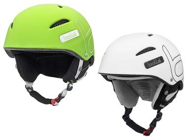 Bollé Lyžařská helma B-STYLE soft green / white & black 17/18