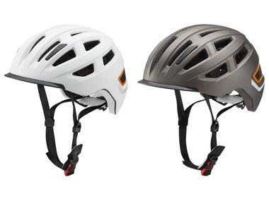 CRIVIT® Cyklistická helma Smart 2019