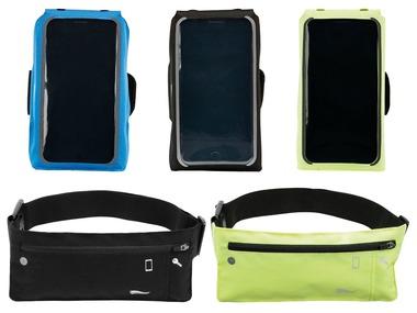 CRIVIT® Běžecké pouzdro na smartphone/pásek