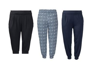 ESMARA® Dámské harémové kalhoty XXL