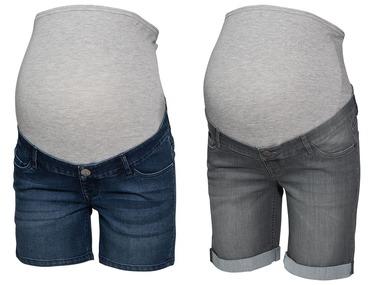 ESMARA® Dámské těhotenské kraťasy