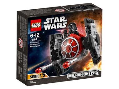LEGO®StarWars™ 75194 Mikrostíhačka Prvního řádu TIE fighter