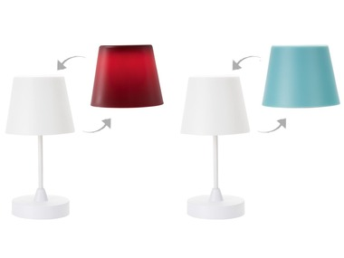 LIVARNOLUX® Bezdrátová stolní lampa