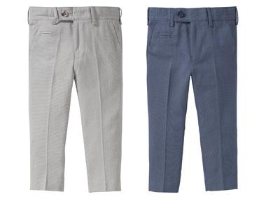 LUPILU® Chlapecké oblekové kalhoty