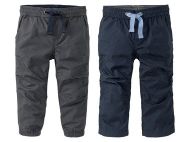 LUPILU® Chlapecké cargo kalhoty