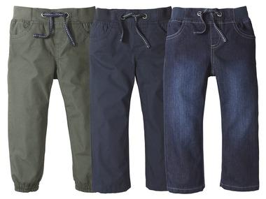 LUPILU® Chlapecké zateplené kalhoty