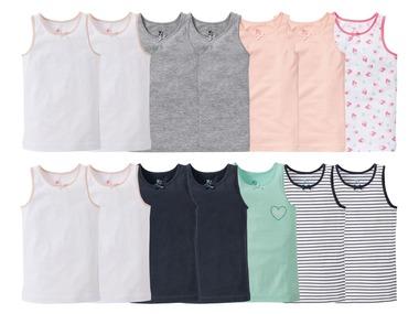 LUPILU® Dívčí košilka BIO