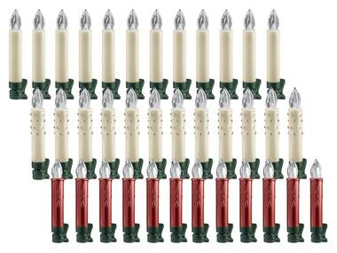 MELINERA® LED svíčky na vánoční stromek