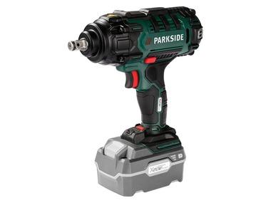 PARKSIDE® Aku rázový utahovák na montáž kol  PASSK 20-Li A1 - bez akumulátoru