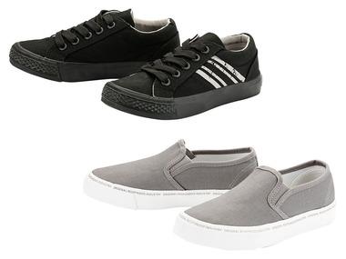 PEPPERTS® Chlapecká volnočasová obuv