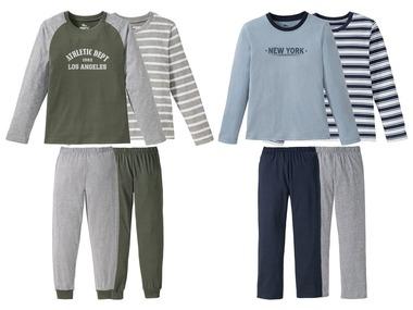 PEPPERTS® Chlapecké pyžamo BIO