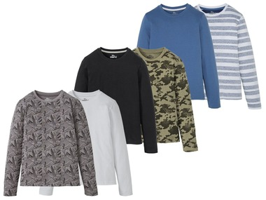 PEPPERTS® Chlapecké triko s dlouhými rukávy