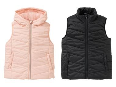 PEPPERTS® Dívčí prošívaná vesta