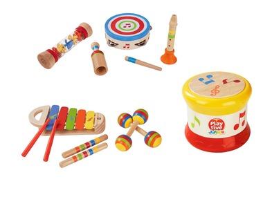 PLAYTIVE®JUNIOR Dětské hudební nástroje