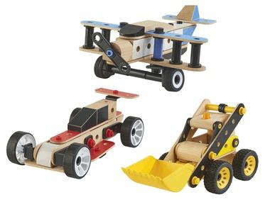 PLAYTIVE®JUNIOR Dřevěná stavebnice