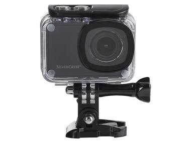 SILVERCREST® Akční kamera SAK 4000 A1