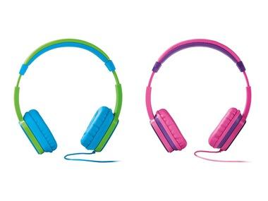 SILVERCREST® Dětská sluchátka