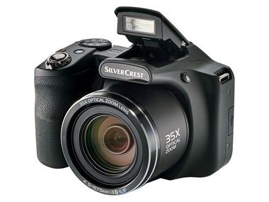 SILVERCREST® Digitální ultrazoom fotoaparát SKB 35 A1