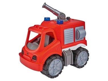 BIG Hasičské auto Power Worker