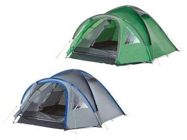 CRIVIT® Dvouplášťový stan pro 4 osoby