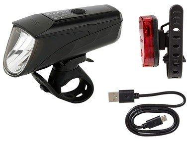 CRIVIT® Sada LED světel s brzdovým světlem