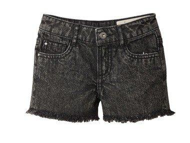 Dívčí džínové šortky (116