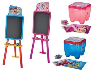 Dětský stojan a stolička