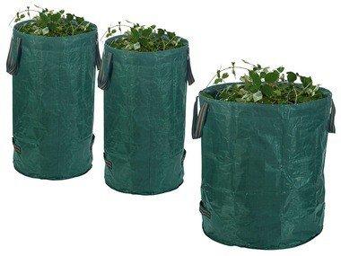 FLORABEST® Sada pytlů na zahradní odpad