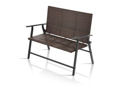 FLORABEST® Hliníková sklápěcí lavice