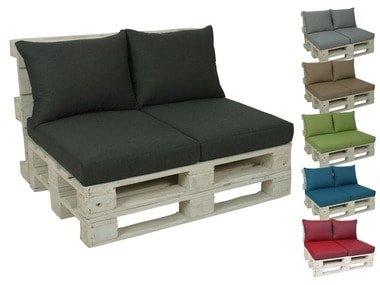 GO-DE Textil Sada sedáků na paletový nábytek